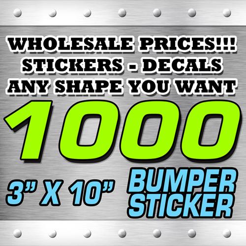 1000 BUMPER STICKER 3X10 copy