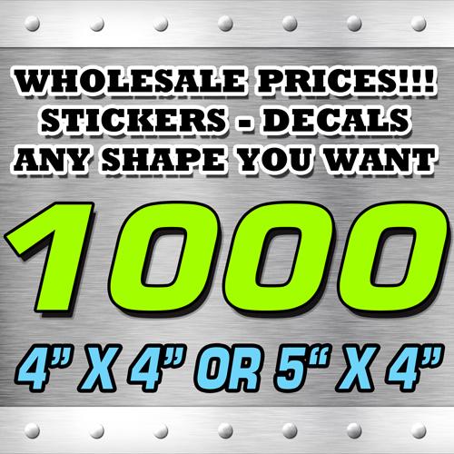 1000 STICKERS 4X4 OR 5X4 copy